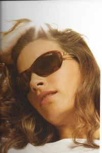 I am liberating.  I am pure attitude.  I am your SUNGLASSES.  And while some use me to hide their identity, I embody yours.