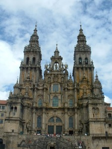 The Basillica de Santiago