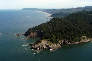 Classic Oregon coast view, from another blogger who loves hiking. Here's the link.