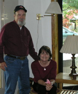This picture was taken six or seven years ago at  a family Thanksgiving at the farm where Mark and I lived. I hope we treasured the time!